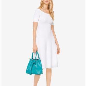 💕 NWT! Stretch-Viscose Off-The-Shoulder Dress